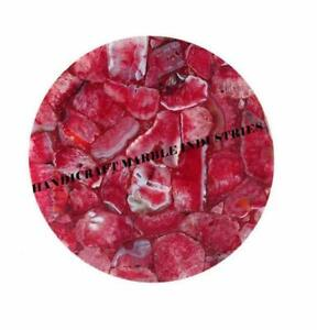 Agate Coffee Table Top Counter Top Round Table Red Agate Coffee Table Top Modern