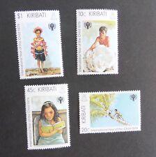 Kiribati 1979 International Year of Child SG105/8 UM MNH unmounted mint