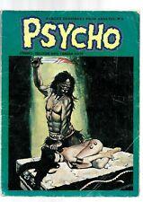 Psycho - Adult comic - Horror - Franszösich, French, Francais