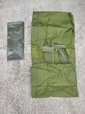 US Military GI Army Heavy Duty Disaster Human Remains Corpse Body Bag Pouch  K5