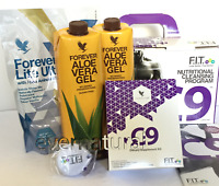 Clean 9 Forever Living Aloe Vera Detox Program / Vanilla