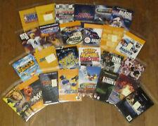 Nintendo 64 instruction manuals NIN64 N64 -- you pick -- free shipping!!