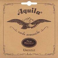 """AQUILA UKULELE STRING SET - UKE - """"TENOR"""" - 10U - NYLGUT -  UKELELE - 10 U"""