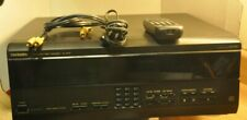 New listing Technics Sl-Mc6 110+1 Cd Changer with remote & cables - Used