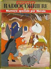 RADIOCORRIERE 51 1970 Anna Magnani Turi Ferro Giulio Brogi Olga Carlatos Fellini