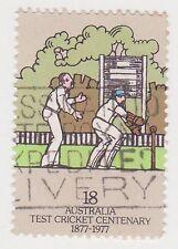 (DA1559) 1977 AU 18c wicket keeper (C)