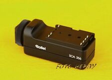 Rollei SCA 356 Blitz Adapter Top Zustand 01686