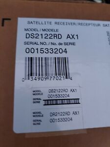 New In The Box RCA DIRECT TV SYSTEM Model DS2122RD AX1