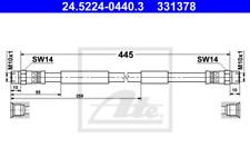 Bremsschlauch für Bremsanlage Vorderachse ATE 24.5224-0440.3