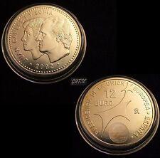 *GUTSE* 12 EUROS 2002, PRESIDENCIA DE LA UNIÓN EUROPEA, SIN CIRCULAR