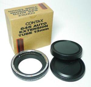 Contax 645 Auto Extension Tube / Zwischenring 13mm  An-Verkauf   ff-shop24