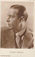 Actor RUDOLPH VALENTINO, 1910-20s