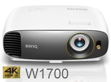 BenQ W1700 True 4K UHD HDR HD 3D Home Cinema Projector As New only 25 Hours use!