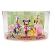 Disney Minnie Mouse Figurine Figures Figure Set of 5 Playset