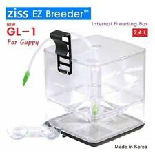 ZISS AQUA GL-1 Aquarium Breeding Box Hatchery Isolation Livebearer Shrimp Guppy