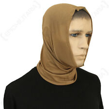 Coyote Multi Function Scarf - Snood Wrap Balaclava Head Scarf Band Army Military