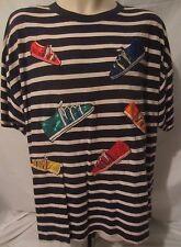 Carolina Colours Plus Applique Shoes Running Top Blouse Shirt Women's 22 - A198