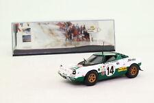 Vitesse; Lancia Stratos; 1975 Monte Carlo 1st; Munari Mannucci; Excellent Boxed