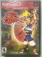 Jak and Daxter: The Precursor Legacy  (Sony PlayStation 2,2002) new-sealed ps2