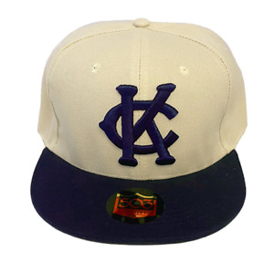 Kansas City Monarchs Fitted Hat 7 1/8