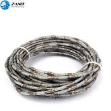 10M /4mm Diamond Wire Saw Machine Cutting Wire for Cutting Marble Jade Concrete