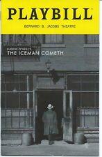THE ICEMAN COMETH Playbill DENZEL WASHINGTON David Morse Bill Irwin Neal Huff