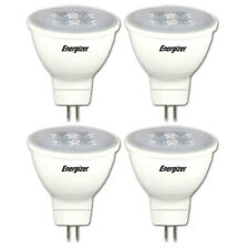 4x Energizer LED GU5.3/MR16 5.6W 12V Warm White Downlight Spot Light Bulb