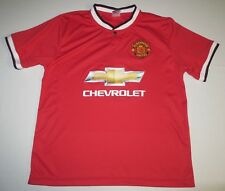 MUFC Manchester United Football Club FC Ángel Di María Jersey Youth XL Soccer