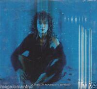 CD ♫ Compact disc **FIORELLA MANNOIA ♦ FRAGILE** nuovo sigillato Digipack