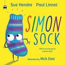 Simon Sock BOOK NUEVO