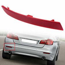 SUV Left Red Lens Rear Bumper Cover Reflector for BMW F10 528i 535i 550i 2014-17