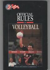 Official Rules of Volleyball