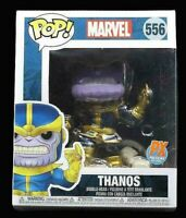 """Funko Pop! Thanos 6"""" Snap PX Previews Marvel 80 Years Guardians Pop #556"""