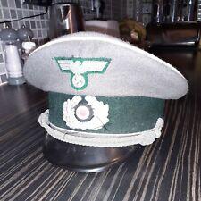 Ww2 german officers cap