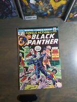 Jungle Action (1972 series) #9 FINE  condition. Marvel comics ~Black Panther