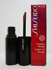 Shiseido Lacquer Rouge RD702 Savage