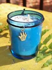 Love & Light Anti Stress Hand Made Spell Soy Candle Aromatherapy Pagan Reiki