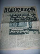 CALCIO 1947 ALMANACCO PRESENTAZIONE CAMPIONATO NUMERO SPECIALE GRANDE TORINO