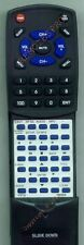 Replacement Remote for EMERSON LD195EMX, NF607UD