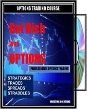 Options Trading - Get Rich with Options on CD