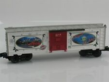 discontinued Lionel  6-29957, Christmas Boxcar LRRC 2008 new in the box