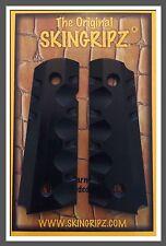 "1911 Grips - ""OPERATOR"" ""Ultra Lites"" Compact Sig Sauer  - (Black) -SkinGripz !"