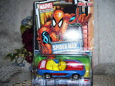 MAISTO SPIDER-MAN '03 DODGE VIPER  2004  MIP