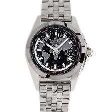 Breitling Galactic Unitime Sleekt Stainless Steel Watch Wb3510u4/bd94 W4827