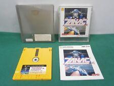 NES Disk system - ZANAC + TWINBEE - popular shooter combo. Famicom Japan. 9890