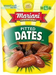 Mariani - Pitted Dates (40oz - Pack of 1) - Gluten Free, No Sugar Added, Good