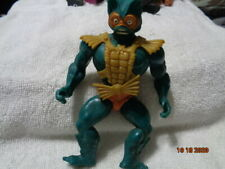 HE-MAN ACTION FIGURES DO NOT KNOW NAMES BOUGHT LOT AT YARD SALE PLEASE READ AA