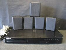 Samsung - HT-j4500  5.1 Channel Home Theater System - No Sub - Tested
