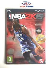 NBA 2k15 PC Precintado Videogame Sealed Videojuego Retro New PAL/SPA