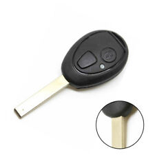 2 Buttons Remote Car Key Fob Shell Cover Blank Blade for Rover 75 MG ZT Cool